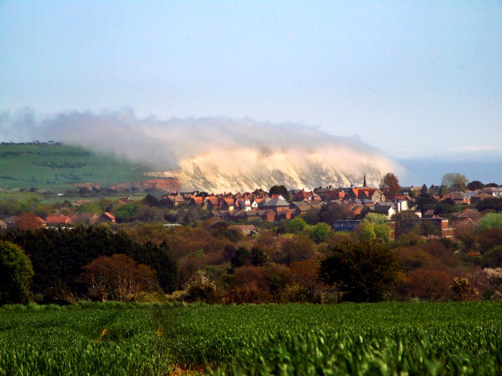 Mist over Culver